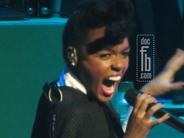 Janelle Monae. Photo: Dr. Funkenberry