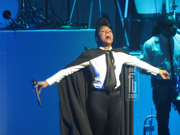 Janelle Monae.  Photo:  Dr.Funkenberry