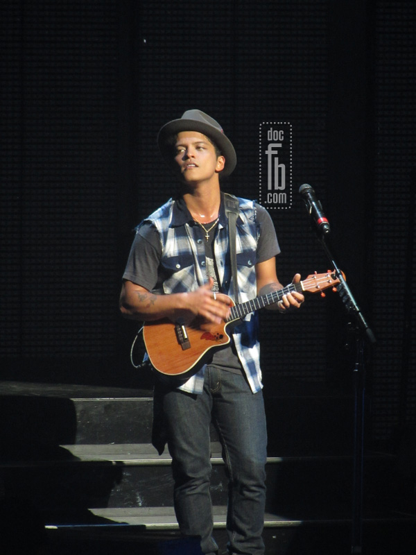 Bruno Mars. Photo: Dr.Funkenberry