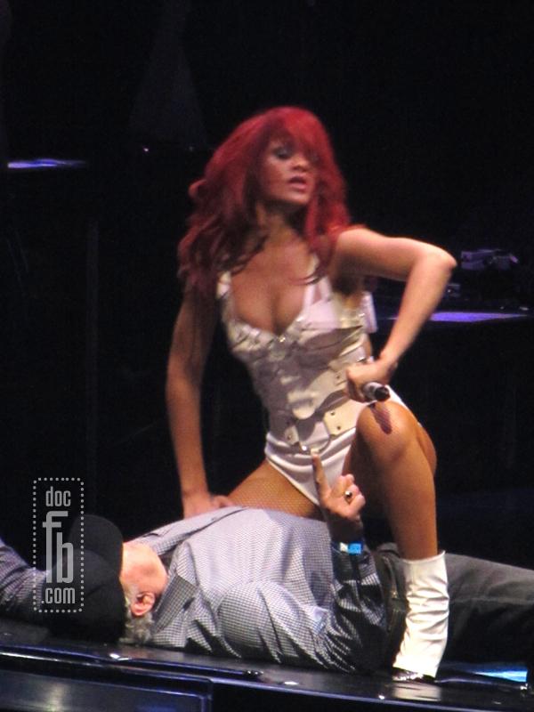 Rihanna Photo: Jeremiah Freed