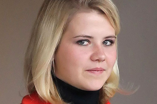 Elizabeth Smart. File Photo
