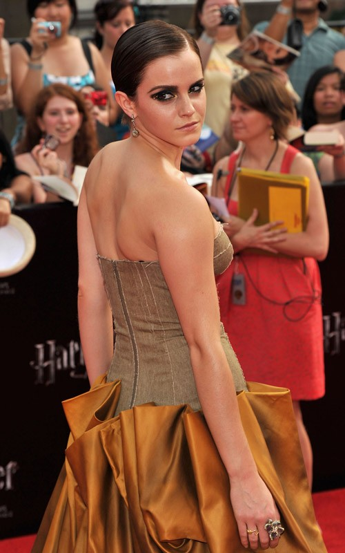 Emma Watson. Photo: GettyImages.com