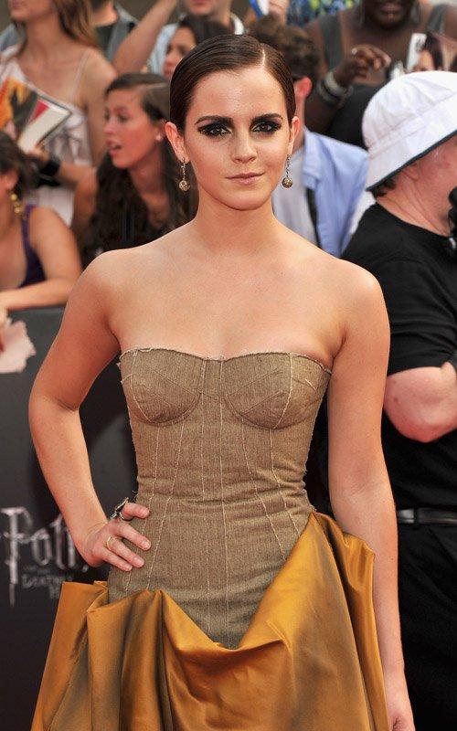 Emma Watson. Photo: INFDaily.com