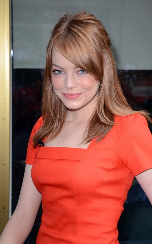 Emma Stone. Photo: SplashNewsOnline.com