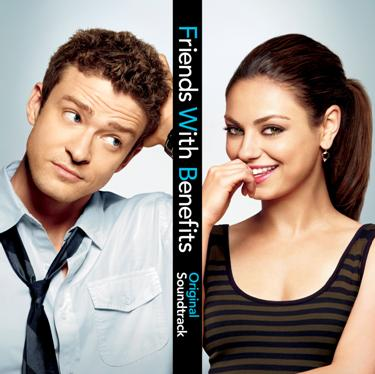 Friends With Benefits Soundtrack Promo Image