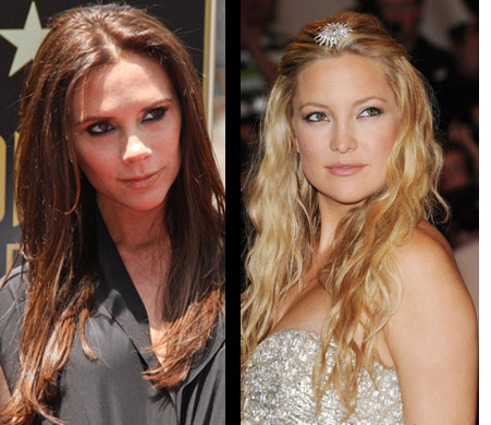 Victoria Beckham &amp; Kate Hudson. Photo: babble.com