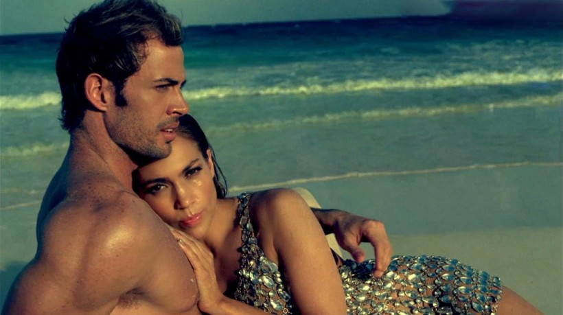 William Levy & Jennifer Lopez. Photo: Vevo.com