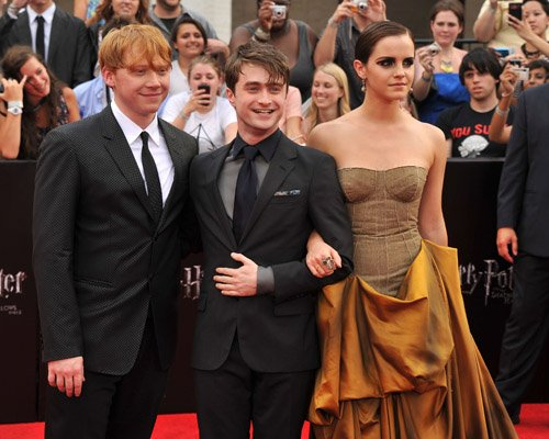 Harry Potter Deathly Hallows Photo: GettyImages.com