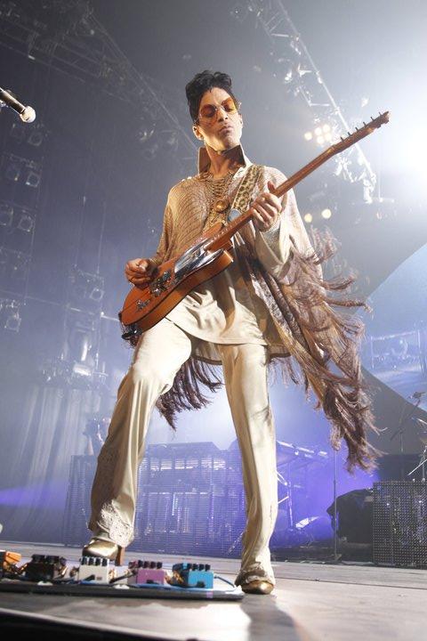 Prince NPG Records 2011