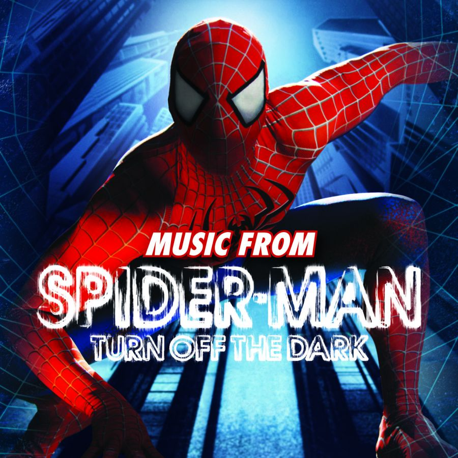 Spider-Man Turn Off The Dark Soundtrack