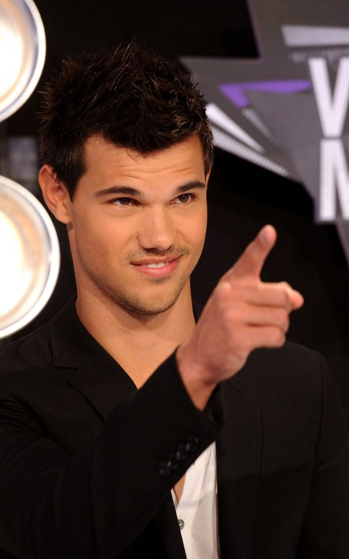 Taylor Lautner. Photo: GettyImages.com