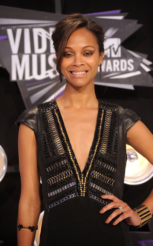 Zoe Saldana Photo: GettyImages.com