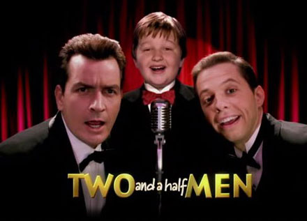 Two And A Half Men. Photo: Warner Bros. Television