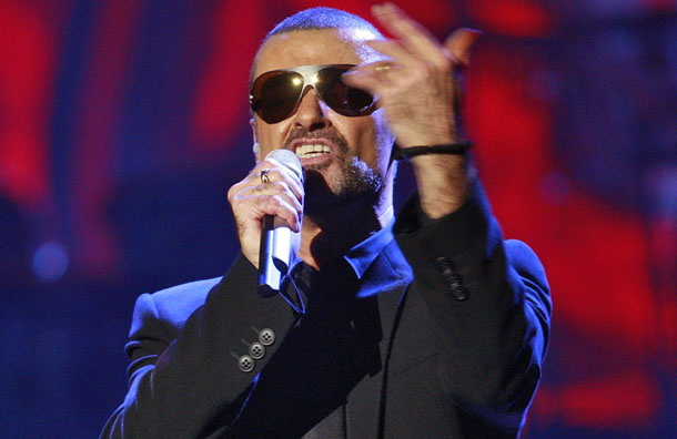 George Michael. Photo: Mirror.co.uk