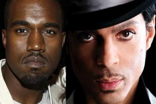 Kanye West &amp; Prince
