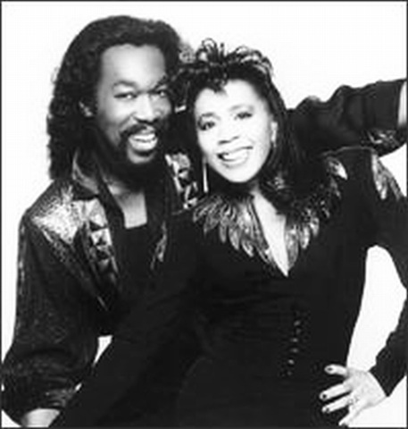 Nick Ashford & Valerie Simpson File Photo