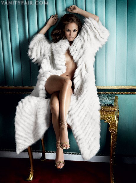 Jennifer Lopez Vanity Fair Cover Photo: VanityFair.com