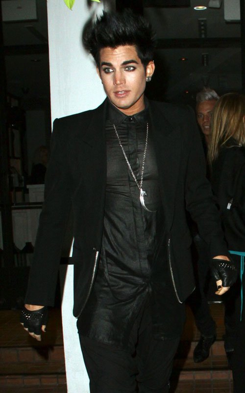 Adam Lambert. Photo: PacificCoastNewsOnline.com