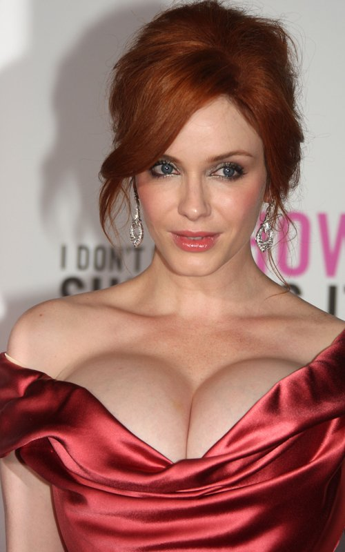 Christina Hendricks. Photo GettyImages.com