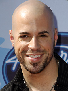Chris Daughtry File Photo
