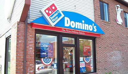 Dominos Pizza. File Photo