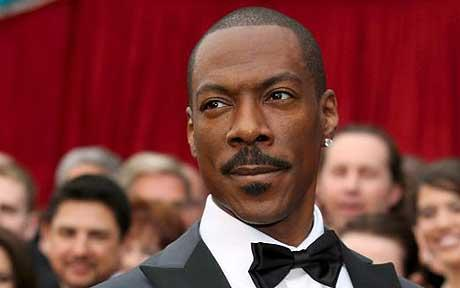 Eddie Murphy. Photo: Telegragh.co