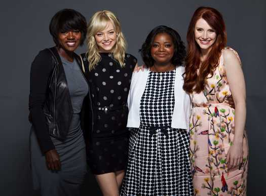 The Help Cast. Photo: GettyImages.com