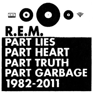 R.E.M. Greatest Hits Cover. Warner Bros. Records