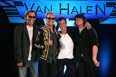 Van Halen. Promo Photo