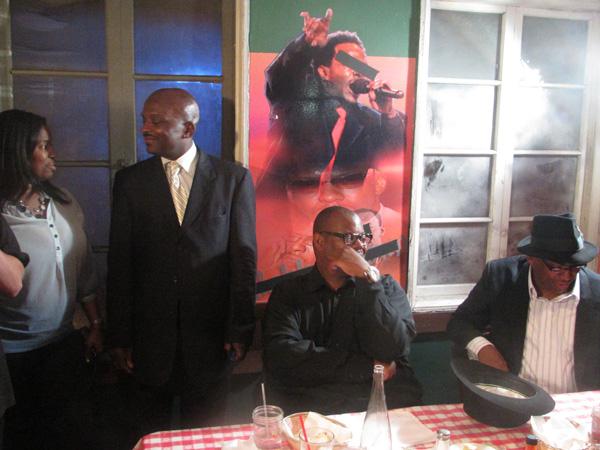 Jerome Benton, Jimmy Jam, & Terry Lewis. Photo: Jeremiah Freed
