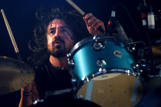 Dave Grohl. Photo: PA