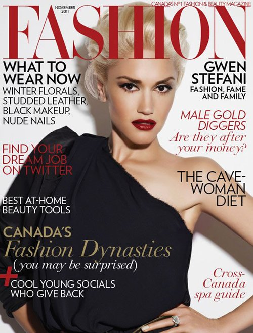 Gwen Stefani SC Choong for Fashion