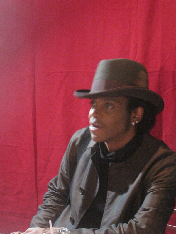 Jesse Johnson Photo: Jeremiah Freed