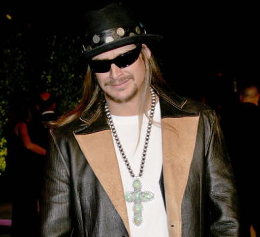 Kid Rock File Photo.