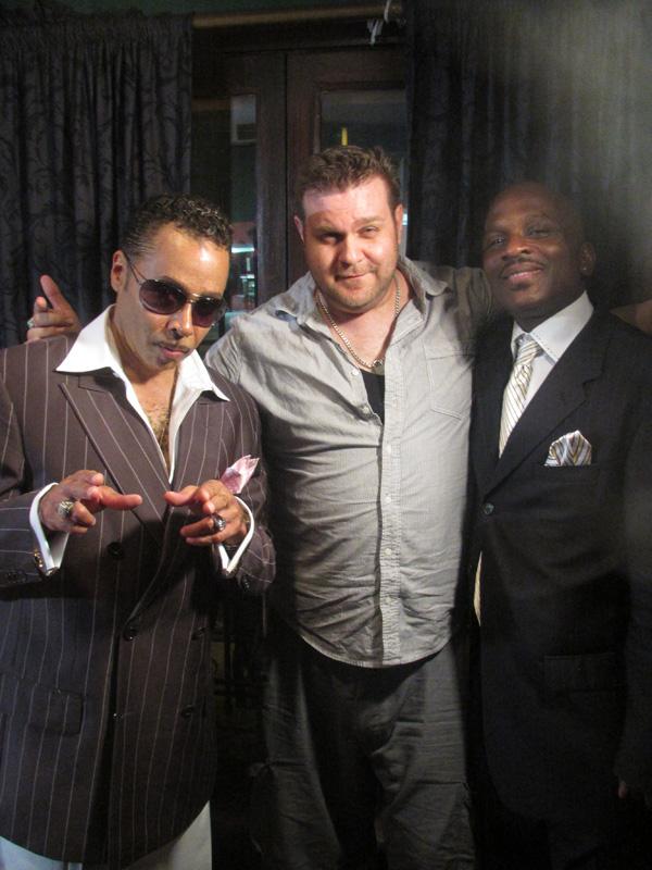 Morris Day, DrFunk, & Jerome Benton. Photo: DrFunkenberry