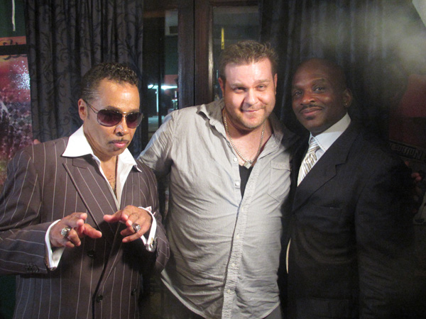 Morris Day, DrFunk, &amp; Jerome Benton. Photo: Drfunkenberry.com