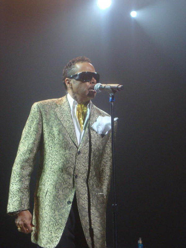 Morris Day of The Original 7ven. Photo: Cody Breedlove