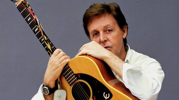 Paul McCartney File Photo