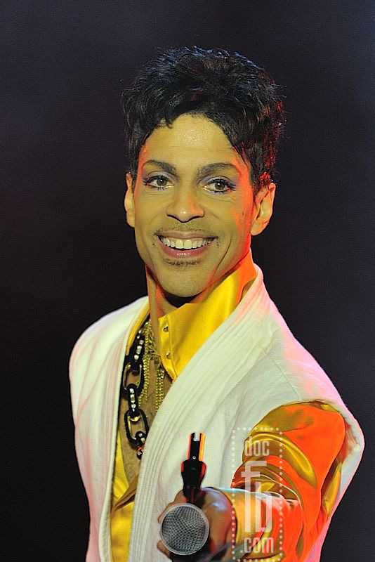 Prince Photo: Alberto Ugolini. DrFunkenberry Exclusive