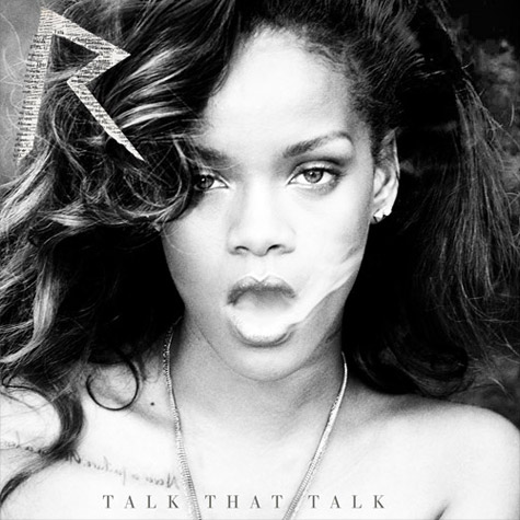 Rihanna Talk That Talk Deluxe Edition
