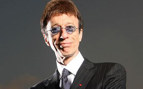 ROBIN GIBB Photo: Paul Grover