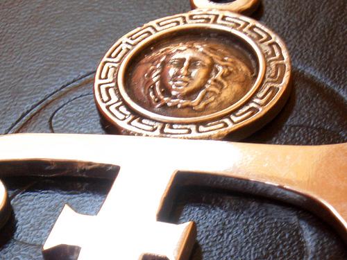 Prince Symbol & Versace Logo. Photo: ZùTotò™