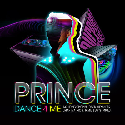 Listen Now To Prince Quot Dance 4 Me Quot Mixes