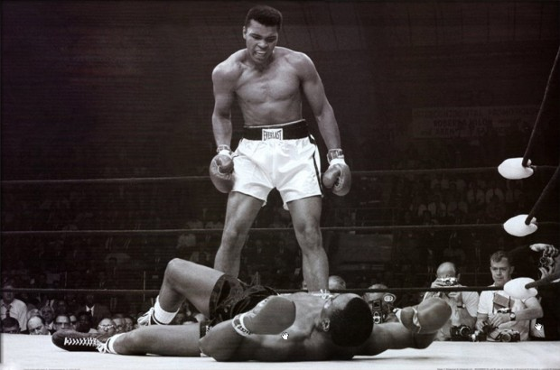 Muhammad Ali. File Photo