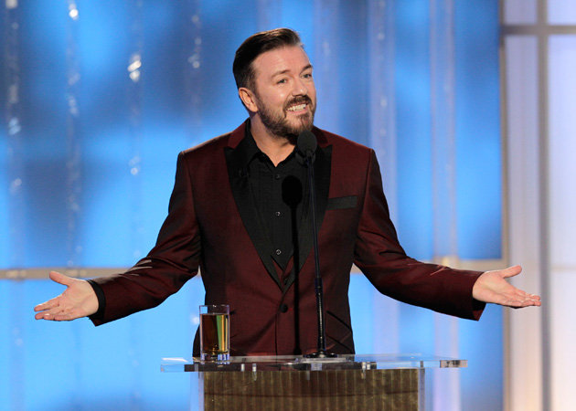 Ricky Gervais File Photo