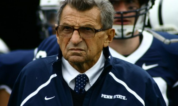 Joe Paterno File Photo
