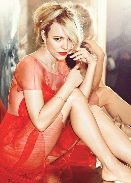 Rachel McAdams. Photo: Glamour Magazine