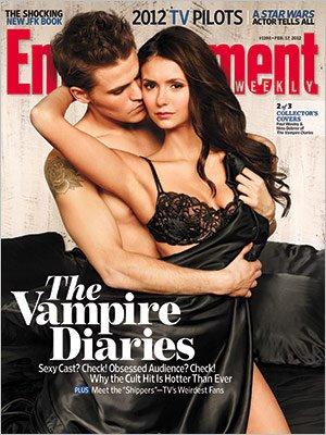 Vampire Diaries. Photo: EW.com