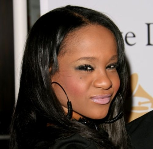 Bobbi Kristina Brown. File Photo