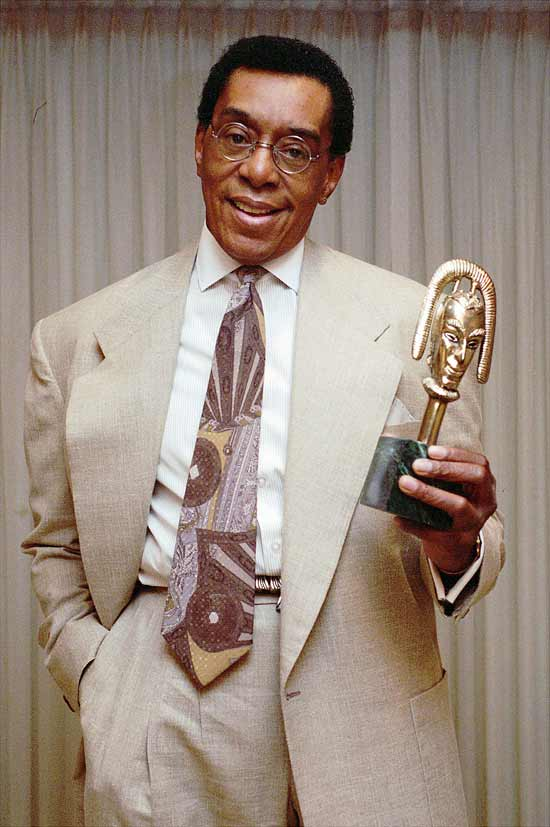 Don Cornelius File Photo